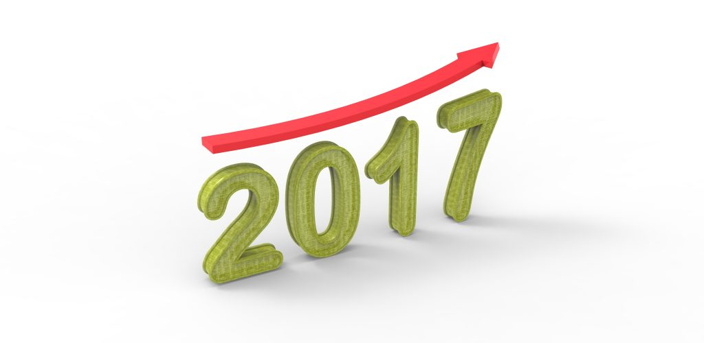 Arrow up for Success in 2017