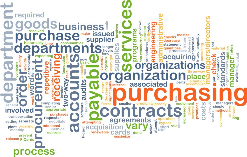 purchasing procurement key phrases gor national procurement month