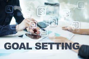 card program manager setting goals