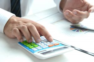 Checking for corporate overspending