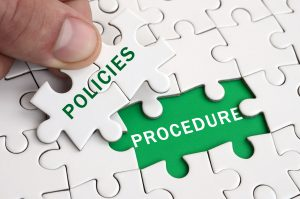 Policies and Procedure as pieces of a puzzle
